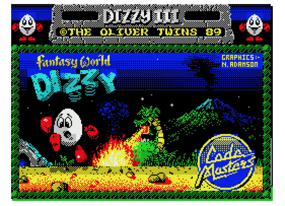 ZX Spectrum: 35-летний юбилей - 17