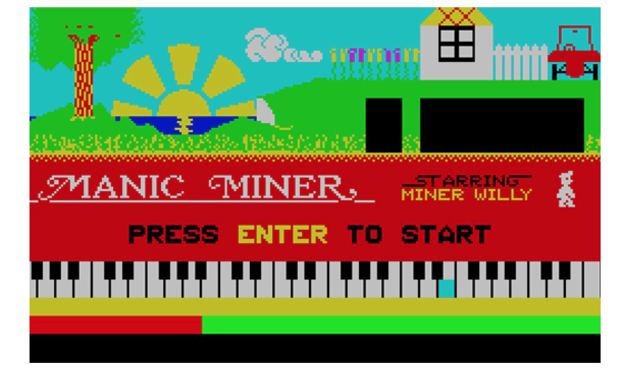 ZX Spectrum: 35-летний юбилей - 7
