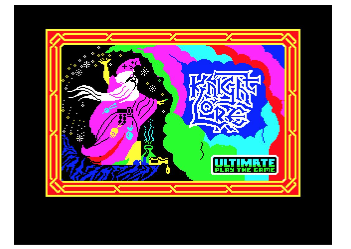 ZX Spectrum: 35-летний юбилей - 9