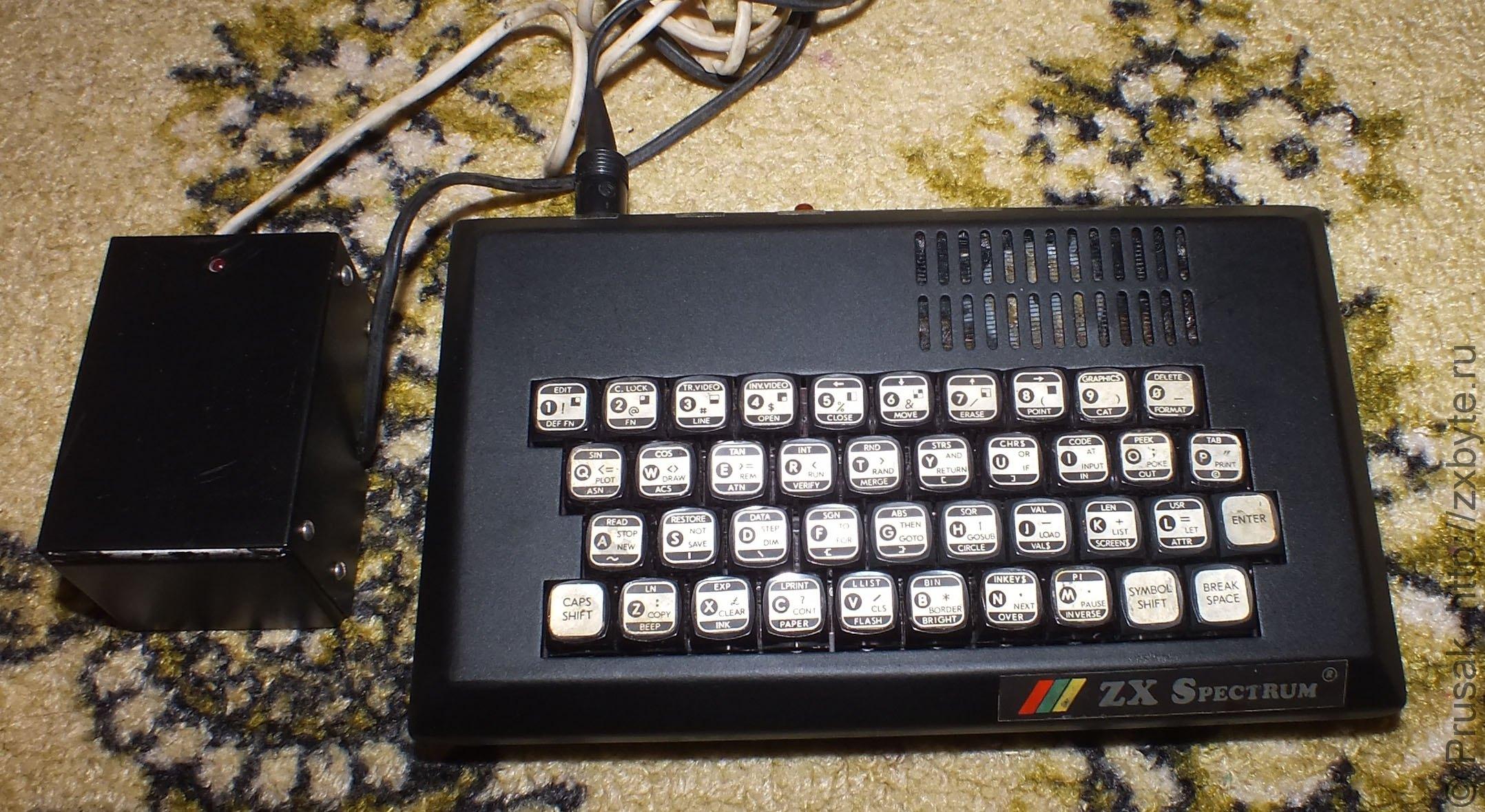 ZX Spectrum исполнилось 35 лет - 8