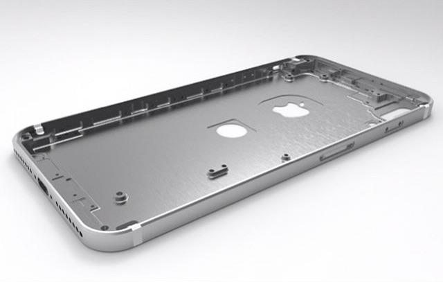 Дизайнер создал трехмерную модель корпуса iPhone 8 на без утекшего в Сеть чертежа
