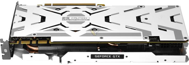 Различие между Galax GTX 1080 Ti EXOC White и KFA2 GTX 1080 Ti EXOC White заключается только в оформлении упаковки