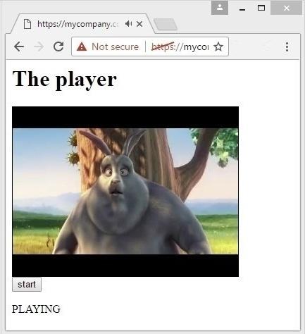 Трансляция RTMP видеопотока из Live Encoder на WebRTC - 13