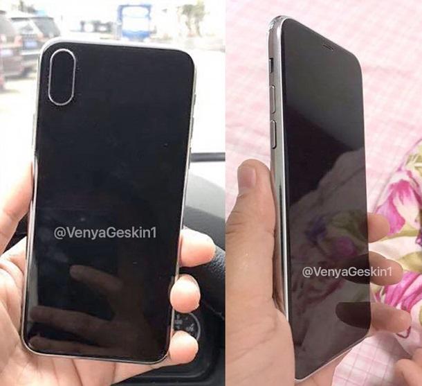 Samsung начнет поставку дисплеев OLED для iPhone 8 в июне 2017, юбилейный смартфон выйдет без задержек