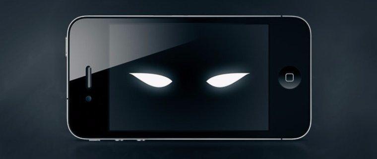 Демонической голос, управляющий твоим смартфоном - 1