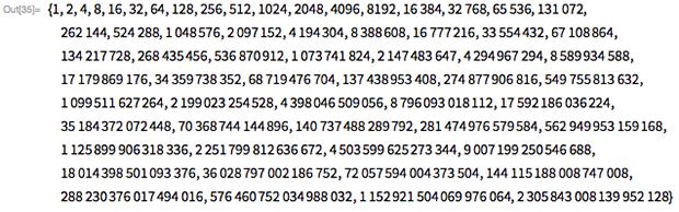 Простые числа Мерсенна и тест Люка-Лемера - 112