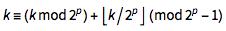 Простые числа Мерсенна и тест Люка-Лемера - 58