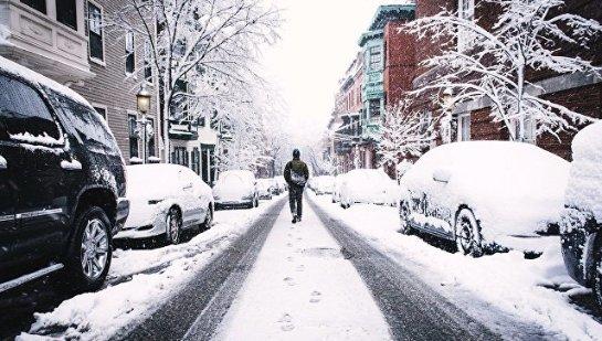 Ученые предложили заменить кондиционеры снегом