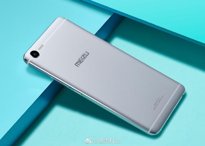 Вспышка основной камеры смартфона Meizu E2 включает четыре светодиода, которые встроены в полоску антенны