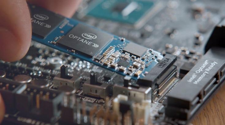 Процессоры AMD не смогут работать с SSD Optane