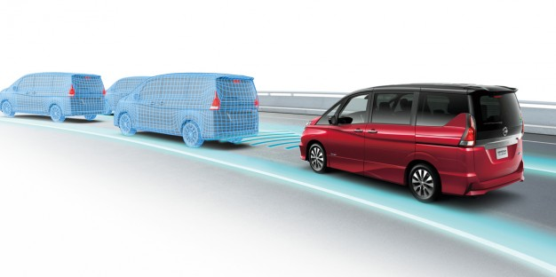 Nissan возьмёт на вооружение Mobileye REM