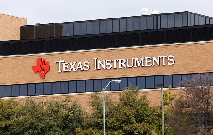 Texas Instruments отчиталась за первый квартал 2017 года