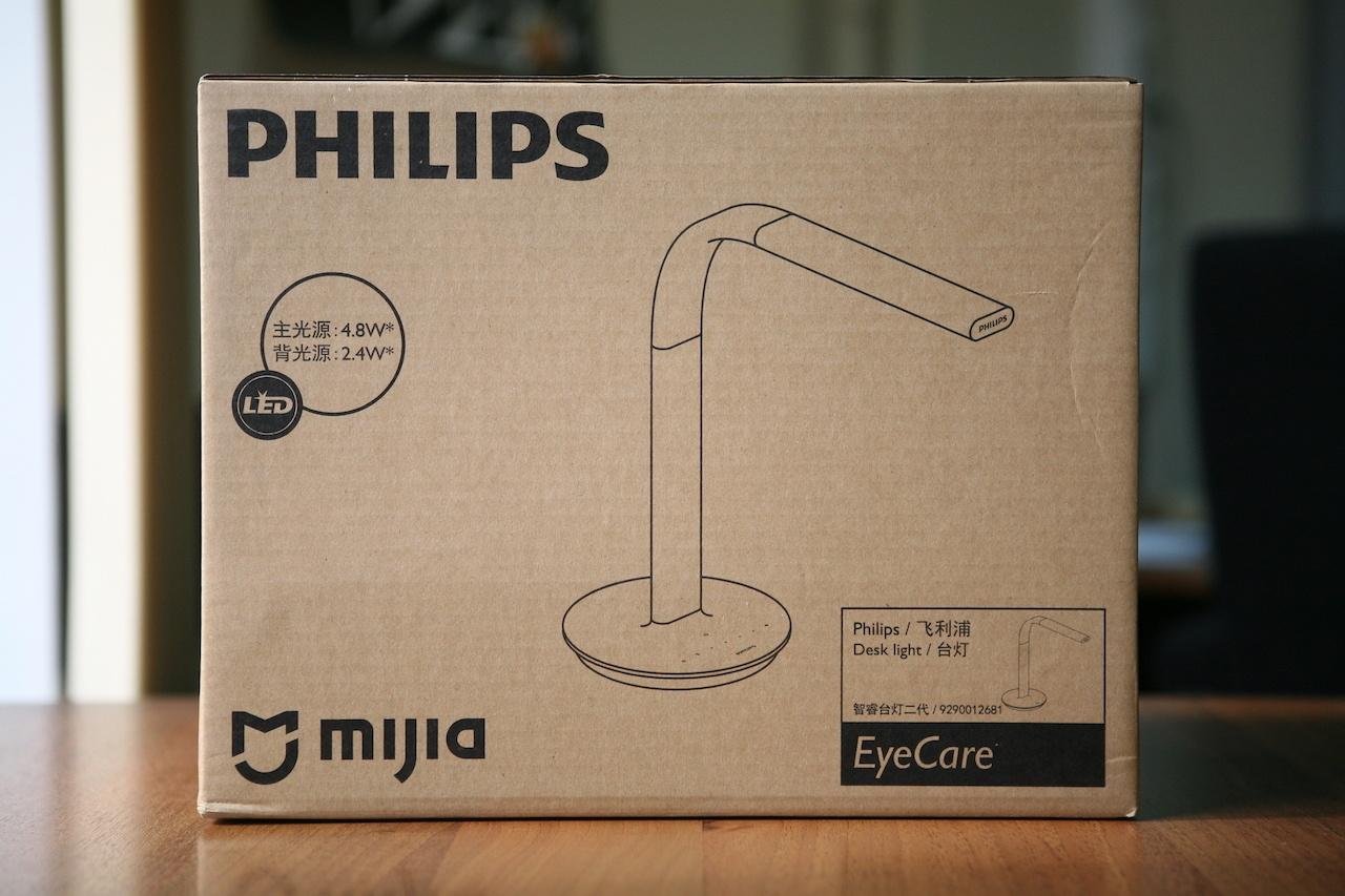 Xiaomi Philips: умная лампа, которая бережет глаза - 1