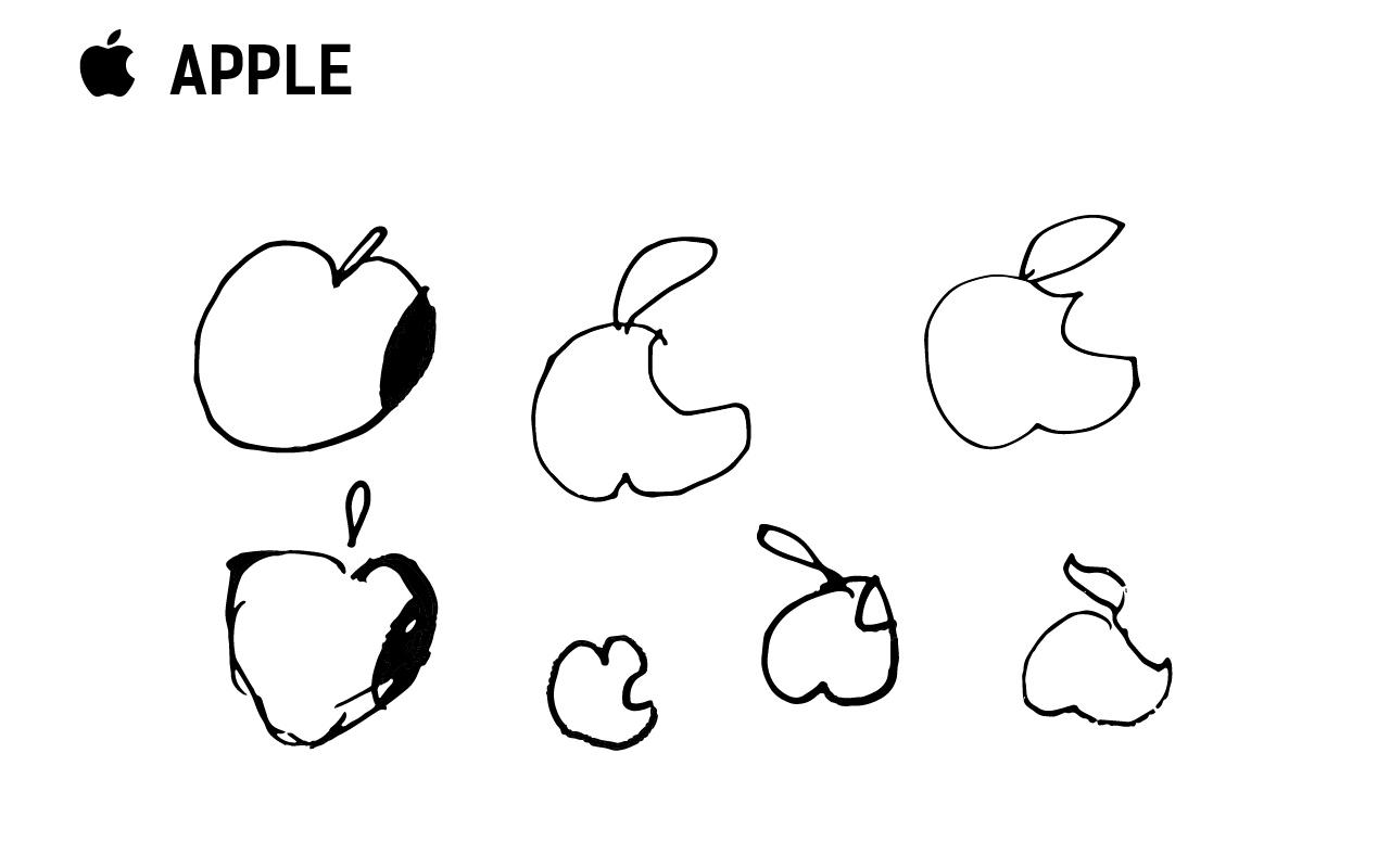 Эксперимент: прохожие рисуют известные логотипы по памяти - 2