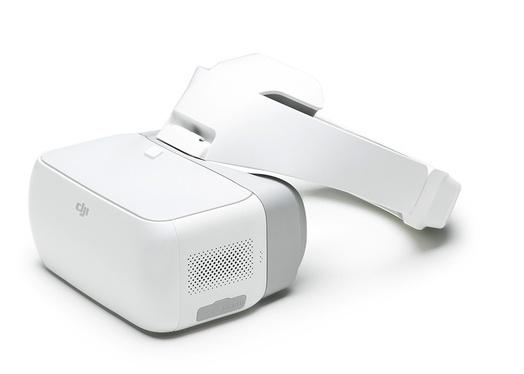Гарнитура DJI Goggles для управления дронами выйдет в мае по цене $449