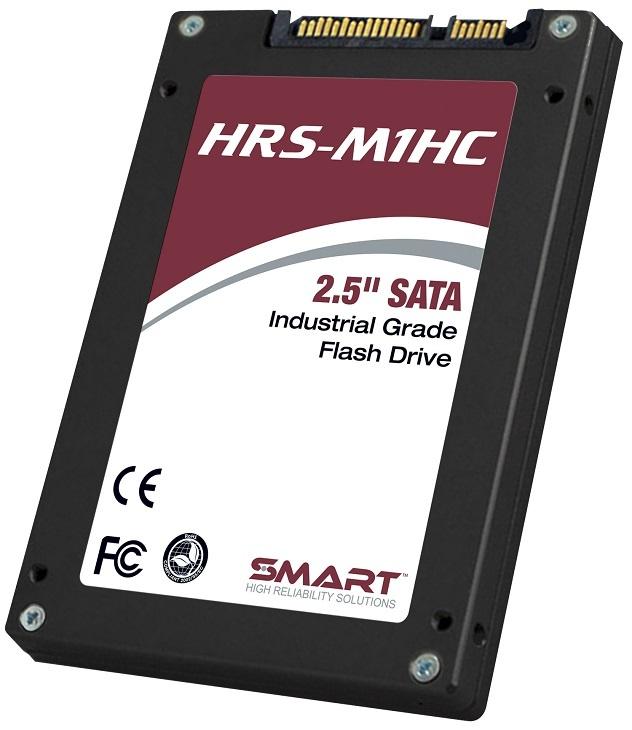 SSD Smart HRS-M1HC не рассчитаны на потребительский рынок