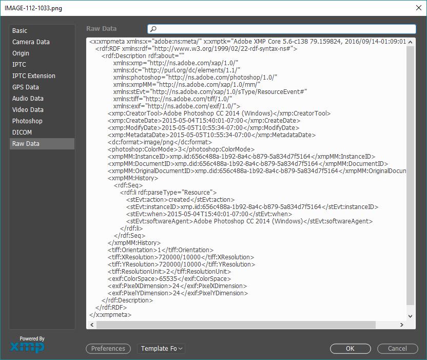 Некоторые системные файлы Windows забиты мусором метаданных от Adobe - 2