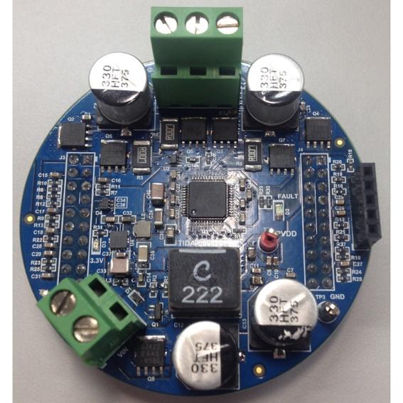 Открытый проект модуля управления электрическими моторами. Начало - 3