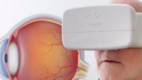 Смартфон превратят в устройство для выявления глаукомы