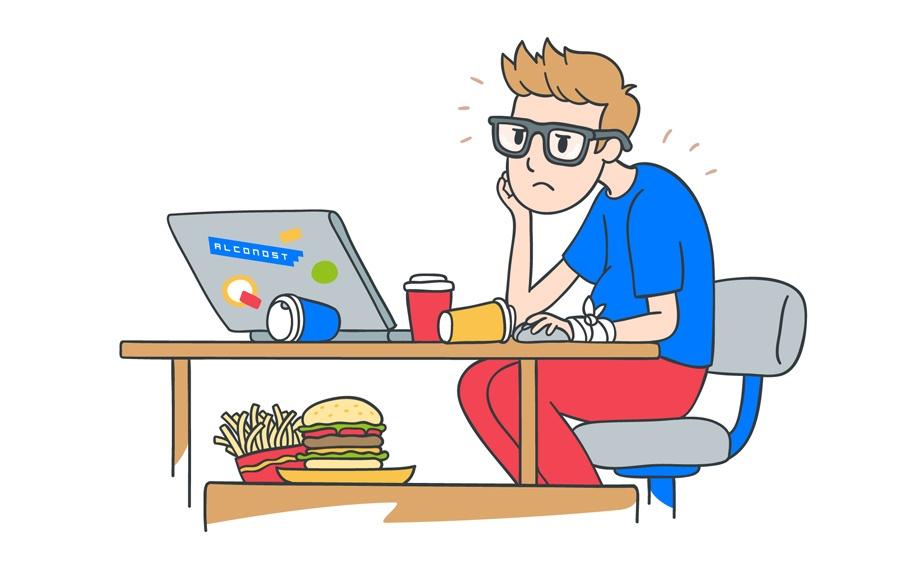 Здоровый программист — счастливый программист - 1