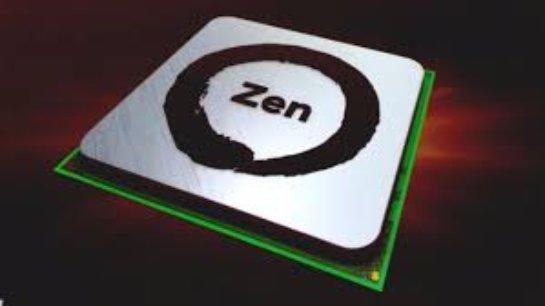 AMD анонсирует линейку Zen процессоров