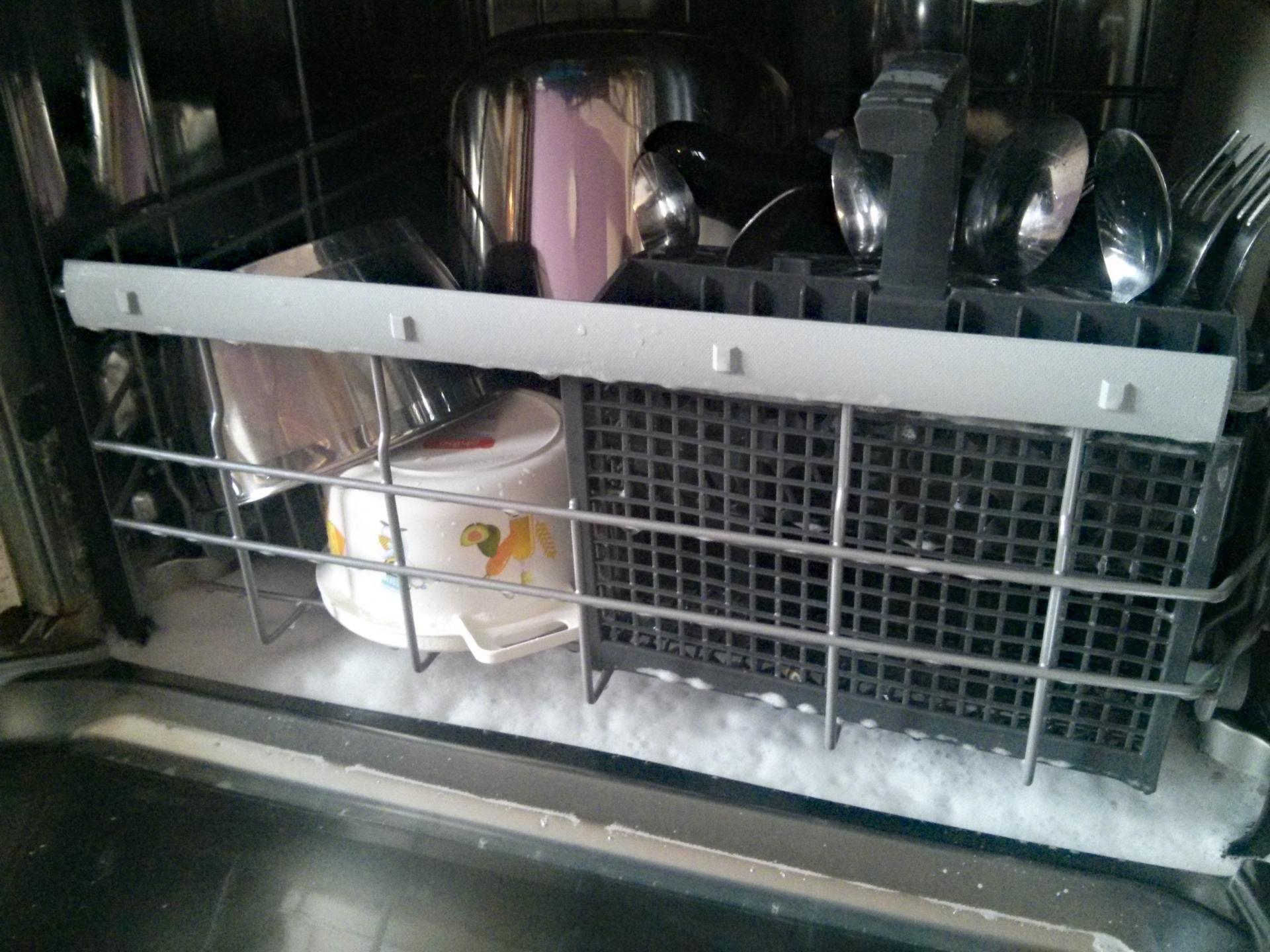 DIY порошок для посудомойки: как не растворить посуду и не повторить моих ошибок. Год экспериментов - 1