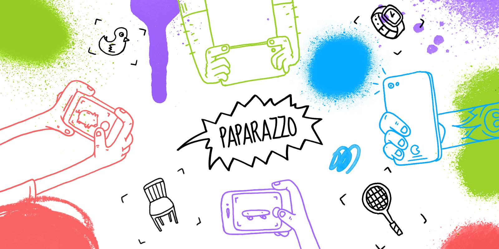 Paparazzo. Мощный, стильный, свой. Часть II - 1