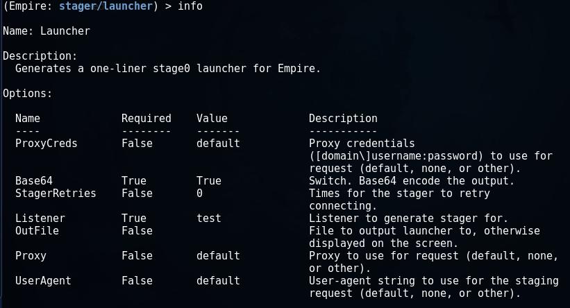 Powershell Empire и FuzzBunch: эксплуатация нашумевшей уязвимости ETERNALBLUE - 7
