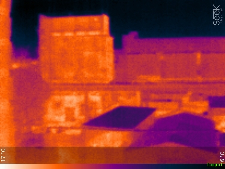 Seek Thermal Pro vs Seek Thermal. Стоит ли оно того? - 10