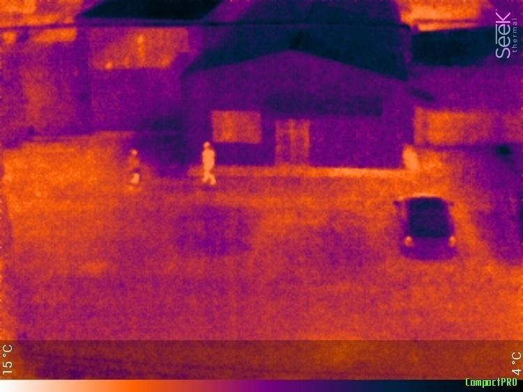 Seek Thermal Pro vs Seek Thermal. Стоит ли оно того? - 11