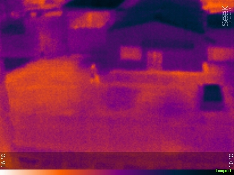 Seek Thermal Pro vs Seek Thermal. Стоит ли оно того? - 12