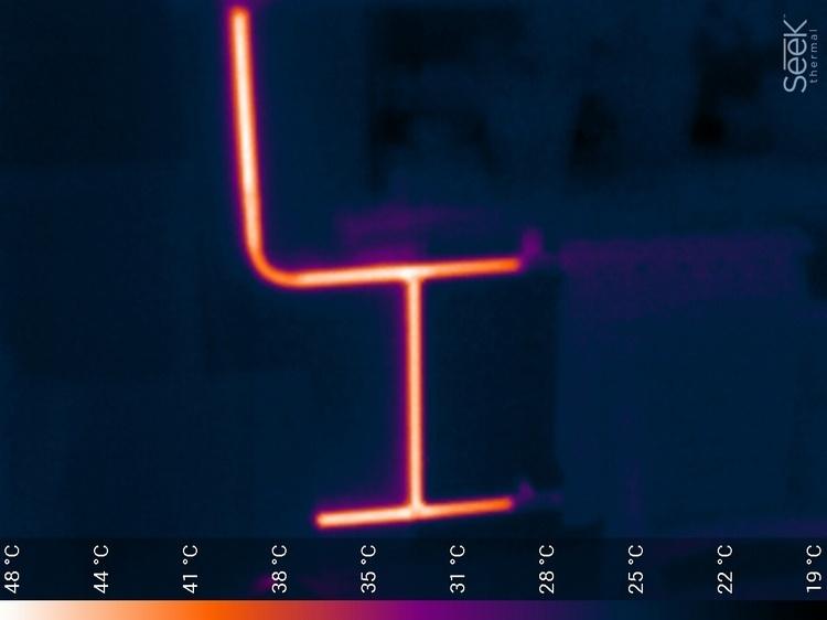 Seek Thermal Pro vs Seek Thermal. Стоит ли оно того? - 32