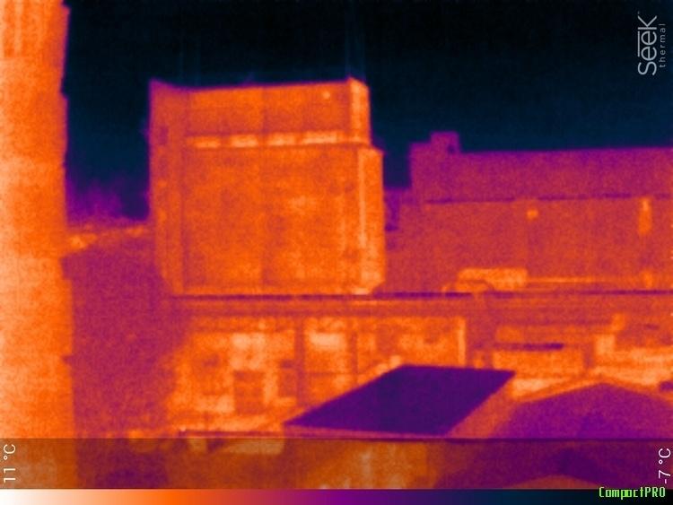 Seek Thermal Pro vs Seek Thermal. Стоит ли оно того? - 9