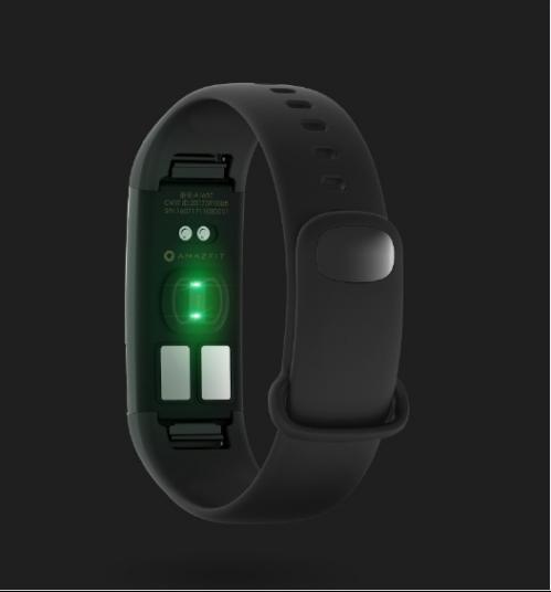 Фитнес-браслет Huami Amazfit Health Band с датчиком ЭКГ предлагается по цене $100