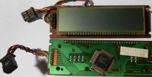 Новые возможности последовательных интерфейсов ЖКИ - 5