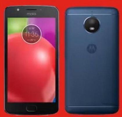 Примерно так будут выглядеть смартфоны Moto E4 и Moto E4 Plus