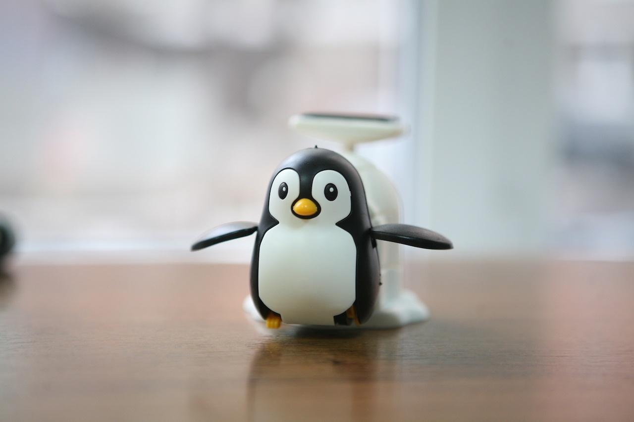 Пингвин на солнечных батареях: забавный конструктор «один в одном» - 14