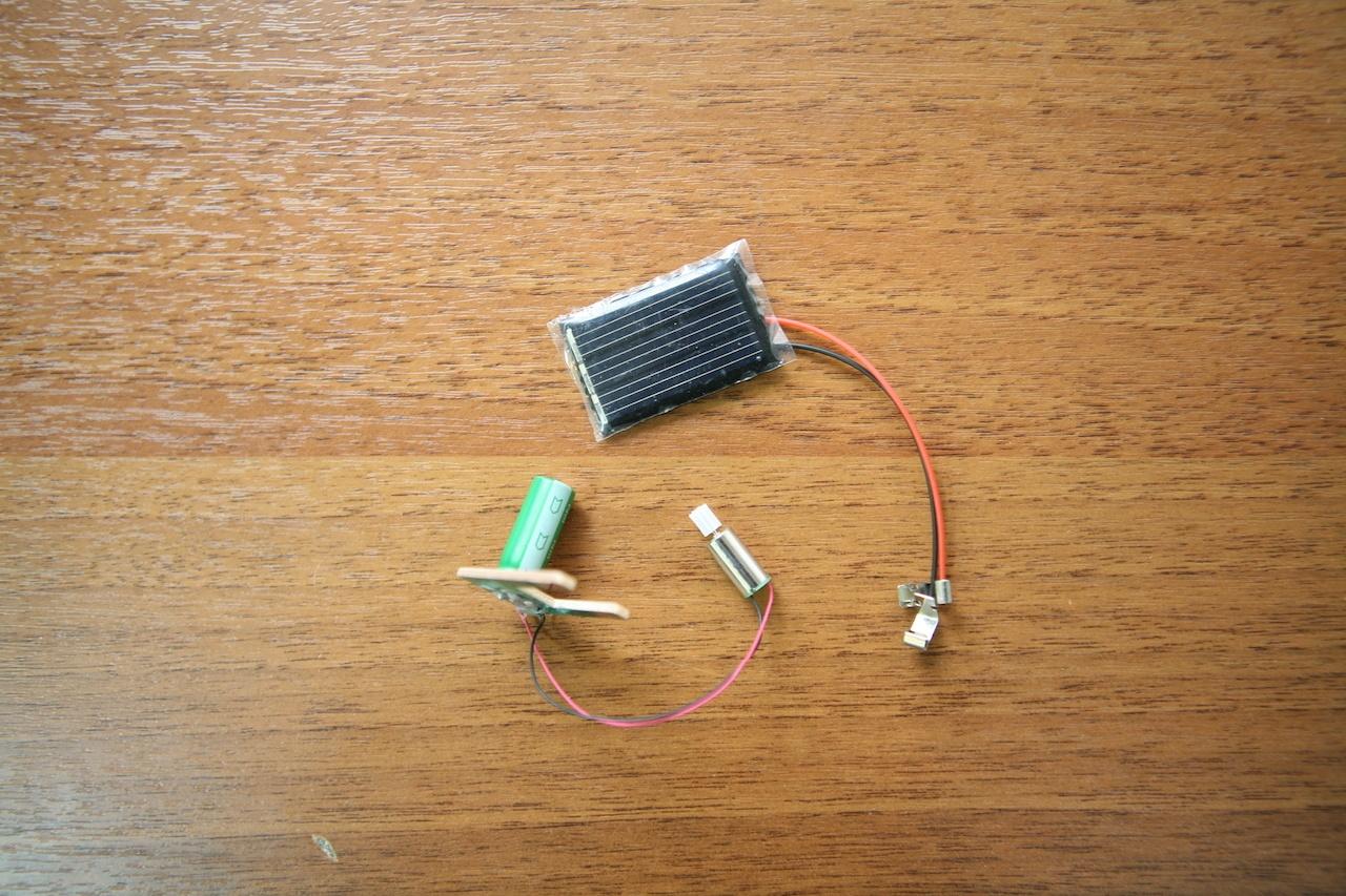 Пингвин на солнечных батареях: забавный конструктор «один в одном» - 5