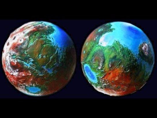Ученые уверены, что Марс рано или поздно будет заселен