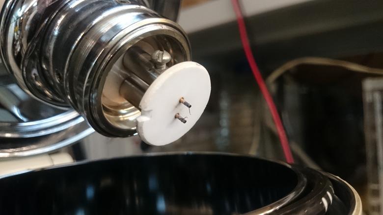 Электронный микроскоп в гараже. Разгоняем электроны - 5