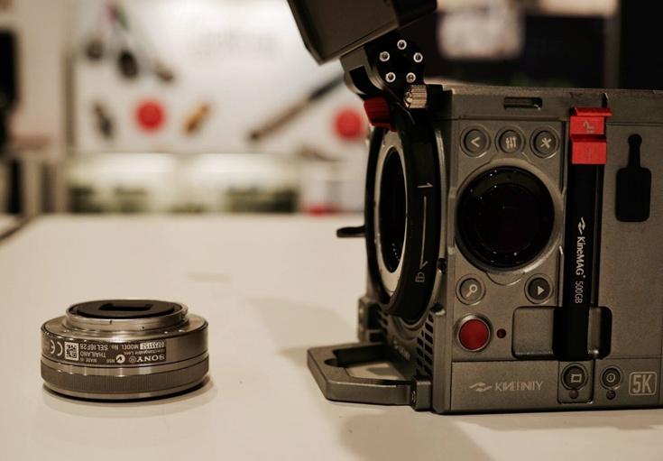 Камера Terra — самая маленькая камера формата Super 35