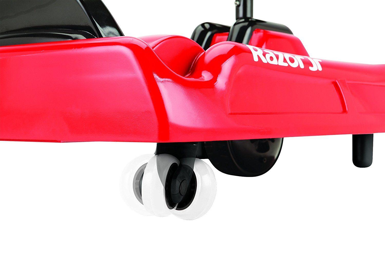 С детства на колесах: электроцикл и дрифтер от Razor для детей и подростков - 9