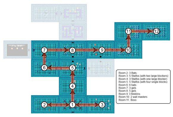 Учимся у мастеров: дизайн уровней Legend Of Zelda - 4