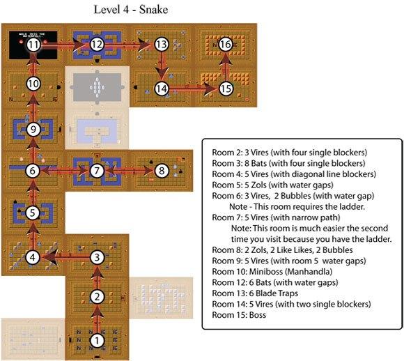 Учимся у мастеров: дизайн уровней Legend Of Zelda - 6