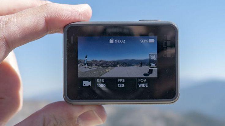 GoPro отчиталась за первый квартал 2017 года