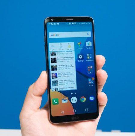 Опубликованы фотографии смартфона LG G6 Mini с экраном диагональю 5,4 дюйма