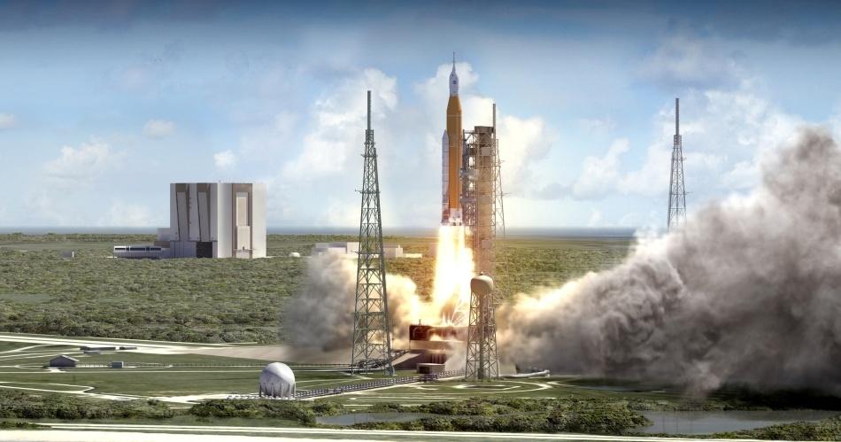 НАСА откладывает старт ракеты-носителя SLS до 2019 года - 1