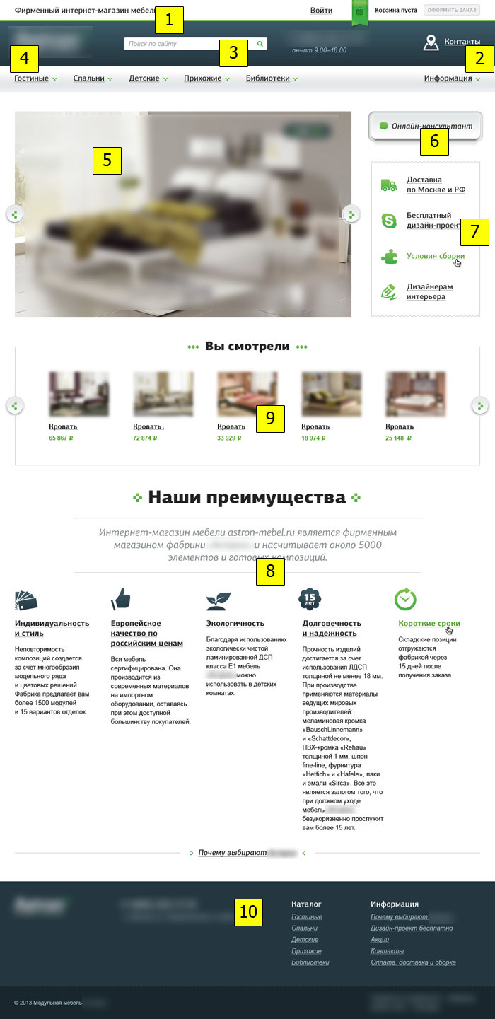 Разработка: техническое задание на сайт или концепция? - 2