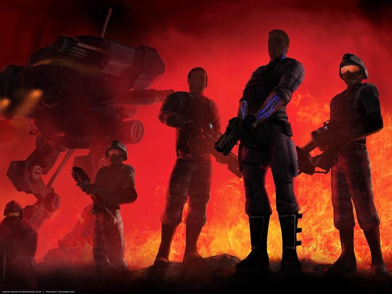 Утерянные сиквелы Deus Ex - 3